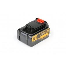 Аккумулятор для Black & Decker (18V, 4.0Ah, Li-Ion) PN: BL4018-XJ.