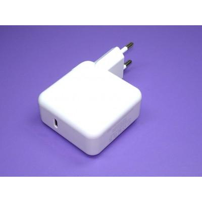 Блок питания (зарядка) для ноутбука Apple A1540, MJ262Z/A (USB Type-C, 29W) OEM
